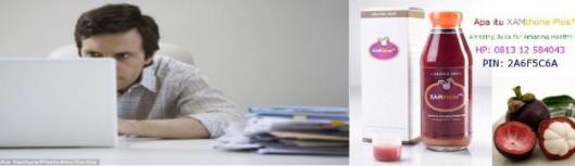 Duduk Terlalu Lama Memiliki Risiko Diabetes...Xamthone Plus Herbal Untuk Diabetes
