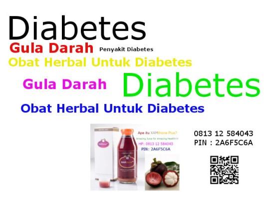 Obat Herbal Untuk Diabetes